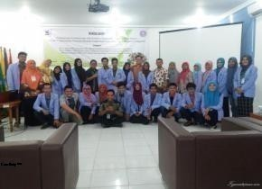 "Workshop Agroteknologi  ""Mengembalikan kejayaan Muntok White Pepper"""